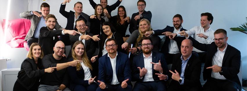 WJ Karlsruhe Vorstandsteam 2020 - Mut zur Veränderung